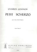 Petit scherzo Charles Gounod Partition Contrebasse - laflutedepan.com
