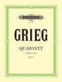 Streichquartett g-moll op. 27 -Stimmen Edvard Grieg laflutedepan.com