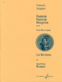 Fantaisie pastorale hongroise op. 26 Franz Doppler laflutedepan.com