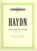 3 London Trios – 2 Flöten Violoncello Partitur + Stimmmen laflutedepan.com