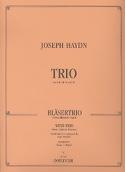 Bläser-Trio - Hautbois Clarinette Basson HAYDN laflutedepan.com