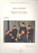 Quintette en fa majeur - Parties + Cond. DVORAK laflutedepan.com