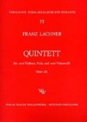 Streichquintett op. 121 -Stimmen Franz Lachner laflutedepan.com