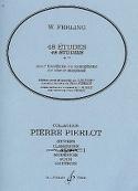 48 Etudes, Opus 31 Franz W. Ferling Partition laflutedepan.com