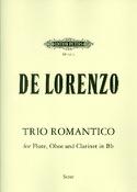 Trio romantico op. 78 -Partitur + Stimmen laflutedepan.com