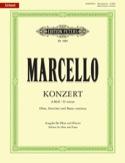 Concerto pour Hautbois en ré mineur - hautbois et piano laflutedepan.com