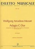 Adagio Kv 580a C-Dur (Do M.) - Cor Anglais-2 Violons-Violoncelle laflutedepan.com