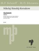 Bläserquintett op. posth. 1876 -Flöte Klarinette Horn Fagott Klavier laflutedepan.com