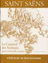 Le Carnaval des Animaux – Violoncelle et Piano laflutedepan.com
