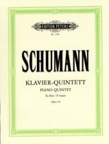 SCHUMANN - Klavierquintett Es-Dur op. 44 - Partition - di-arezzo.ch