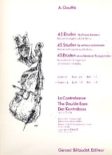 A. Gouffé - 45 Studies by various authors, Volume 2 - Sheet Music - di-arezzo.co.uk