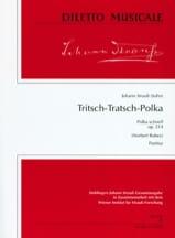 Tritsch-Tratsch Polka, op. 214 – Partitur laflutedepan.com