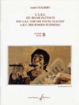 André Guilbert - L' Abc du Jeune Flûtiste Volume B - Partition - di-arezzo.fr