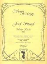 Wiener Kinder Josef Strauss Partition Quatuors - laflutedepan.com