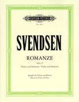 Johan Severin Svendsen - Romanze op. 26 - Sheet Music - di-arezzo.com