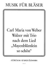 Walzer Mit Trio - Octuor A Vents - laflutedepan.com