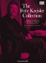 Fritz Kreisler Collection, Volume 1 Fritz Kreisler laflutedepan.com