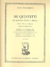 Quintetto n° 1 in re minore G. 445 - laflutedepan.com