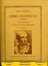 Muzio Clementi - Symphonie n° 1 en do majeur - Partition - di-arezzo.fr
