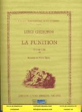 Luigi Cherubini - La Punition, Ouverture - Partition - di-arezzo.fr