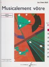 Musicalement Vôtre Volume 1 - Prof laflutedepan.com
