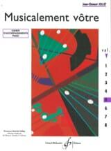 Musicalement Vôtre Volume 5 - Prof laflutedepan.com