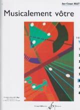 Musicalement Vôtre Volume 6 Jean-Clément Jollet laflutedepan.com
