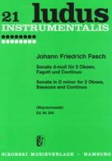 Sonate d-moll –2 Oben Fagott BC laflutedepan.com