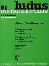 Triosonate c-moll – Oboe (Fl/Vl) Violine u. Bc - laflutedepan.com