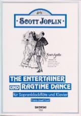 The Entertainer und Ragtime Dance - Sopranblockflöte u. Klavier laflutedepan.com