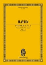 HAYDN - Symphony Nr. 6 D-Dur The Morning - Sheet Music - di-arezzo.co.uk