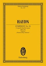 Joseph Haydn - Sinfonie Nr. 94 G-Dur the Surprise - Sheet Music - di-arezzo.co.uk