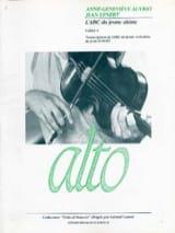 Lenert Jean / Auvray Anne-Geneviève - 若いバイオリズムのABC - カイエ1 - 楽譜 - di-arezzo.jp