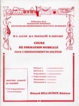 Lucas Marie-Luce / Fantapié Henri Claude / Succari Dia - FMコース - 準備2 - 教授 - 楽譜 - di-arezzo.jp
