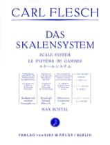 Carl Flesch - The Range System - Violin - Sheet Music - di-arezzo.co.uk