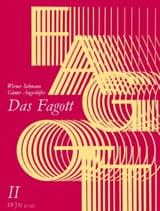 Seltmann Werner / Angerhöfer Günter - Das Fagott, Bd 2 - Partition - di-arezzo.fr