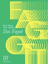Seltmann Werner / Angerhöfer Günter - Das Fagott – Bd. 3 - Partition - di-arezzo.fr
