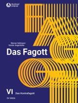 Das Fagott Bd 6 Seltmann W / Angerhöfer Günter laflutedepan.com