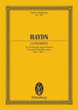 Violoncello-Konzert D-Dur, Op. 101 (Hob. Viib:2) - Conducteur - laflutedepan.com