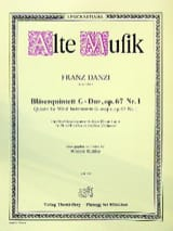 Bläserquintett G-Dur op. 67 Nr. 1 – Stimmen - laflutedepan.com