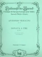 Sonata a tre op. 1 n° 7 –2 Violini e piano - laflutedepan.com
