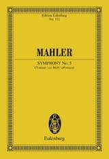 Gustav Mahler - Sinfonie Nr. 5 cis-Moll - Sheet Music - di-arezzo.co.uk