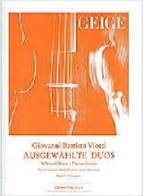 Duos Choisis, Vol. 1 - 2 Violons - laflutedepan.com