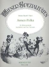 Annen-Polka op. 137 -Bläserquintett laflutedepan.com