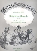 Radetzky-Marsch op. 228 -Bläserquintett laflutedepan.com