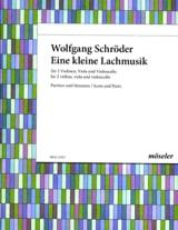 Eine kleine Lachmusik –Partitur + Stimmen laflutedepan.com