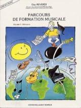 Guy Reverdi - Parcours de FM – Volume 2 - K7 - Partition - di-arezzo.fr