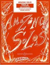 Amazing Solos – Viola - Howard Harrison - Partition - laflutedepan.com