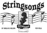 Stringsongs – Viola - Sheila M. Nelson - Partition - laflutedepan.com