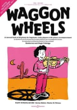 Waggon Wheels - Alto et Piano Partition Alto - laflutedepan.com